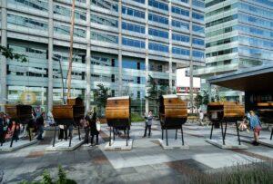 Play Station Sloterdijk - Expositie - Reportage - UPtown Sloterdijk