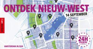 24H Nieuw West - Agenda - UPtown Sloterdijk