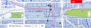 24H Nieuw West Kaart - Agenda - UPtown Sloterdijk