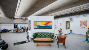 Amsterdam Art Center - Cultuur - UPtown Sloterdijk