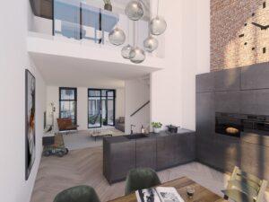 Lab4You Interieur - Wonen - UPtown Sloterdijk
