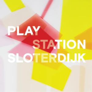 PLAY STATION SLOTERDIJK Illustratie - Cultuur - UPtown Sloterdijk