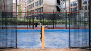Play Padel Club - Ontspanning - UPtown Sloterdijk