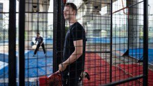 Play Padel Club Speler - Ontspanning - UPtown Sloterdijk