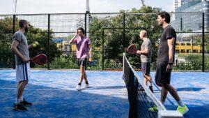 Play Padel Club Sport - Ontspanning - UPtown Sloterdijk