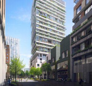 The Vertical Duurzaam - Wonen - UPtown Sloterdijk