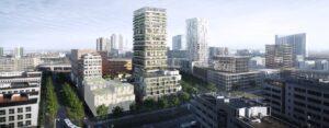 The Vertical - Wonen - UPtown Sloterdijk