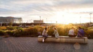 Uptown Sloterdijk Orlyplein sfeer en cultuur